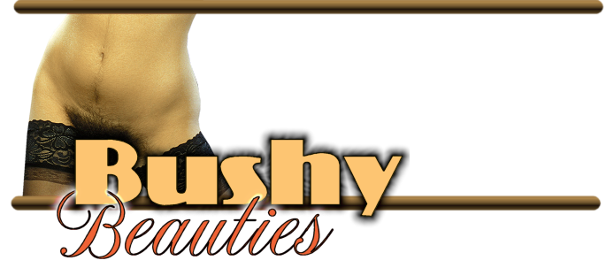 Bushybeauties.com page header.